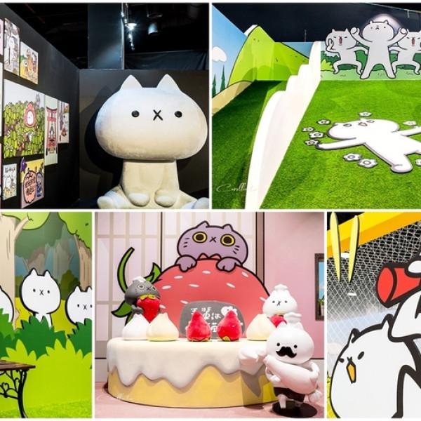 台北市 休閒旅遊 景點 景點其他 反應過激的貓三周年特展