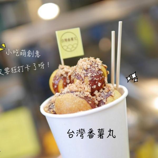 台南市 美食 餐廳 零食特產 零食特產 台灣番薯丸-手作地瓜球