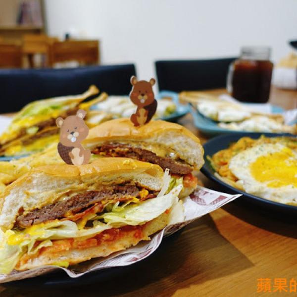 新竹市 美食 餐廳 速食 早餐速食店 Sean&Carrie Breakfast吐司盒子