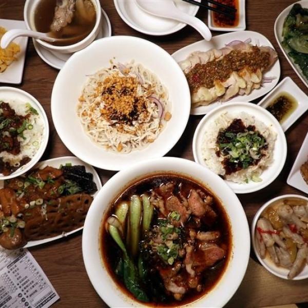台北市 美食 餐廳 中式料理 麵食點心 南龍麻辣麵屋 忠五店