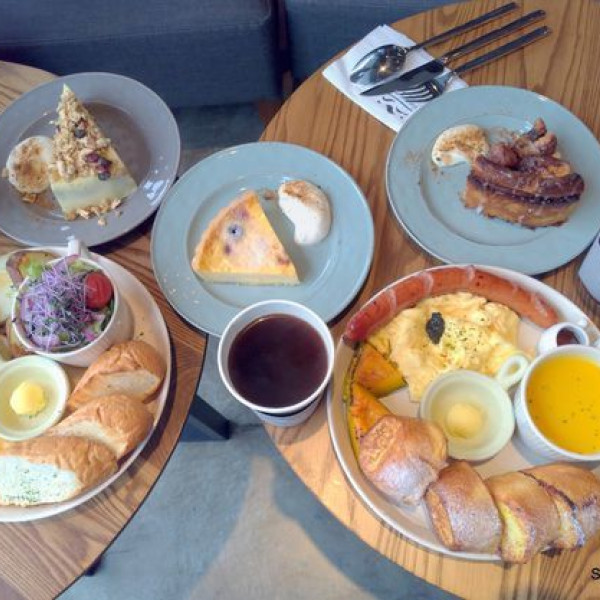 台北市 美食 餐廳 異國料理 義式料理 Coppii lumii living coffee 南港經貿店