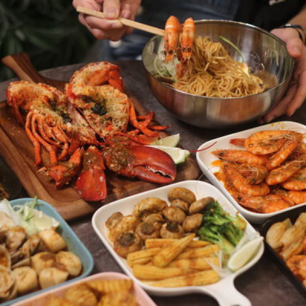 台中市 美食 餐廳 中式料理 中式早餐、宵夜 拌拌堂。水煮海鮮