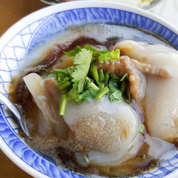 高雄市 美食 餐廳 中式料理 小吃 張記水里肉圓傳奇