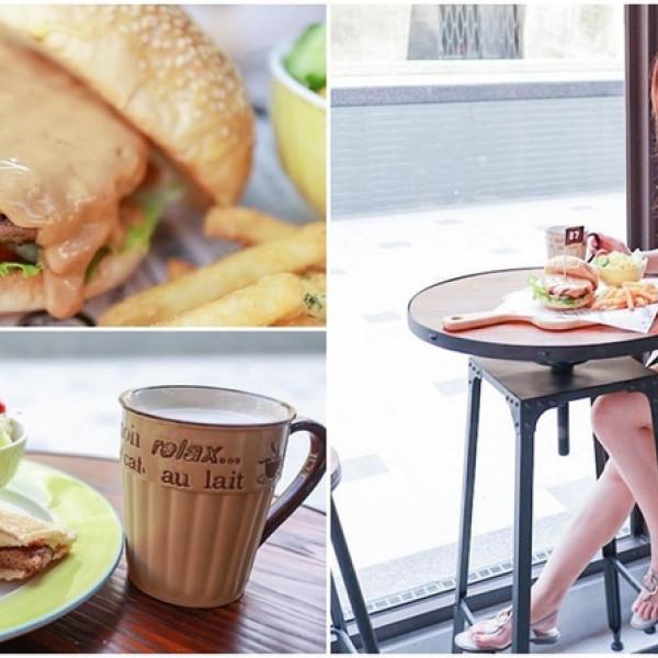 桃園市 美食 餐廳 異國料理 美式料理 87 Brunch 美式早午餐
