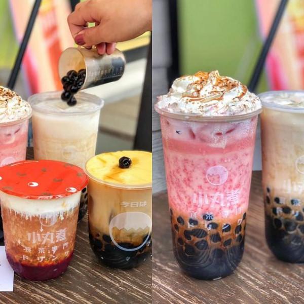 嘉義市 美食 餐廳 飲料、甜品 飲料專賣店 小丸煮食茶專門