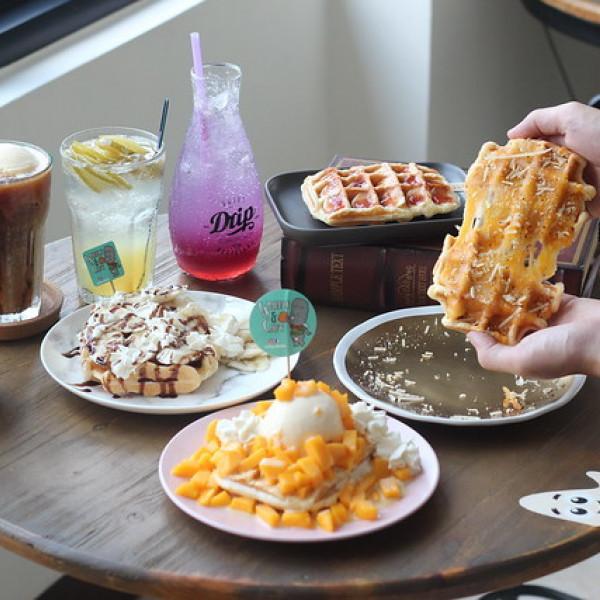 台中市 美食 餐廳 烘焙 烘焙其他 TRu's Waffle 渥釜