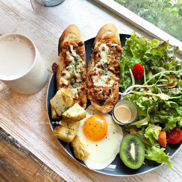 台中市 美食 餐廳 異國料理 多國料理 找晨。Find Morning手作輕食料理