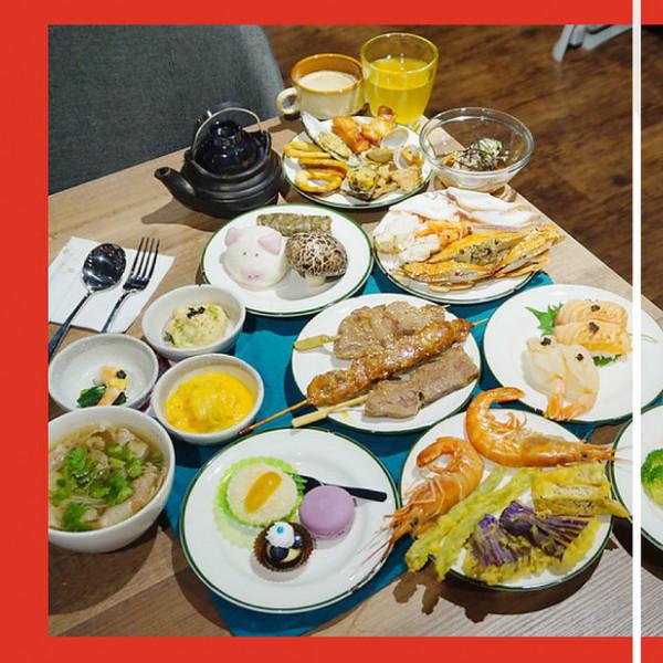 新竹市 美食 餐廳 異國料理 多國料理 晶豐百匯