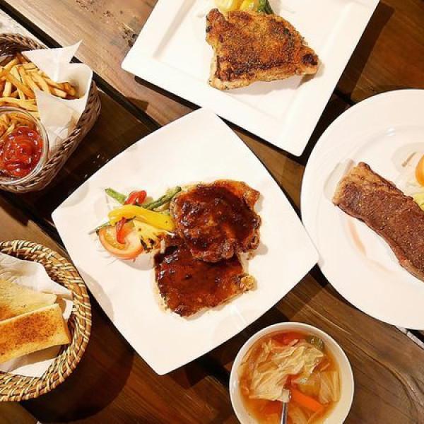 桃園市 美食 餐廳 異國料理 Garden Steak花園牛排