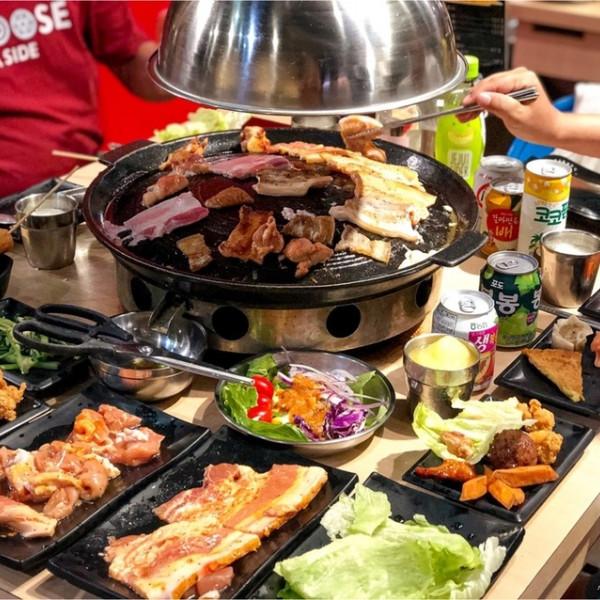 台南市 美食 餐廳 異國料理 韓式料理 豬對有韓式烤肉吃到飽