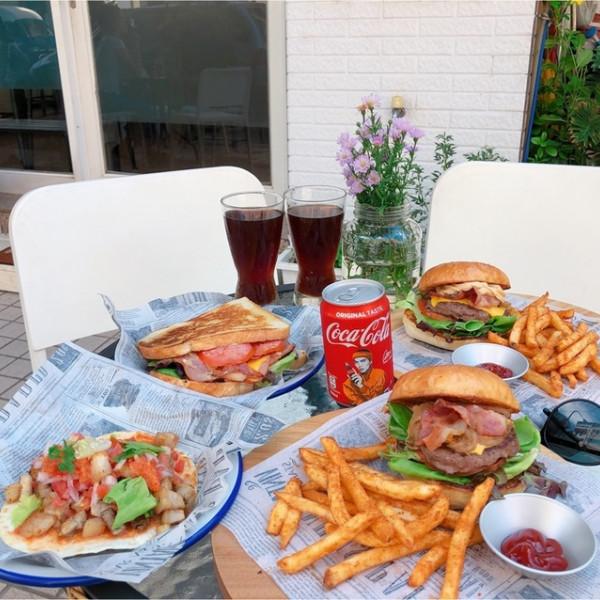 高雄市 美食 餐廳 異國料理 韓式料理 麥樂漢堡Mellow