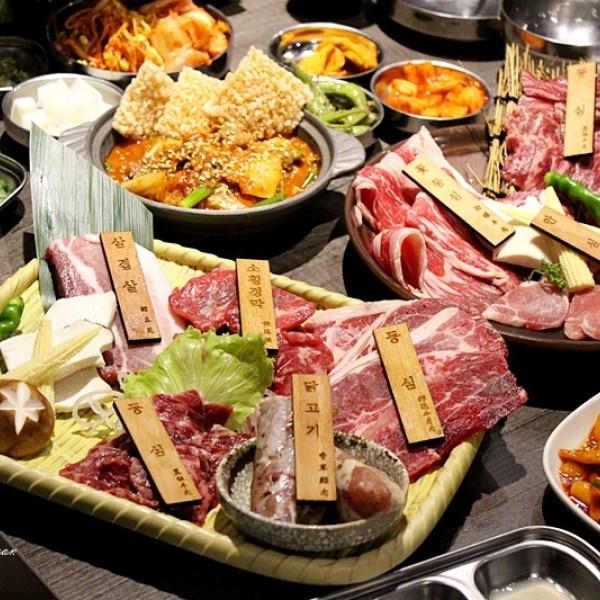 高雄市 美食 餐廳 異國料理 韓式料理 娘子韓食-娘子居食屋