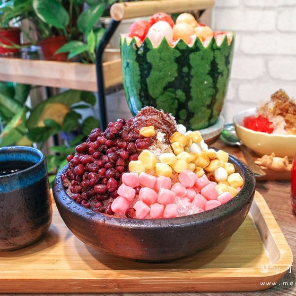 新北市 美食 餐廳 飲料、甜品 剉冰、豆花 泉町冰品社