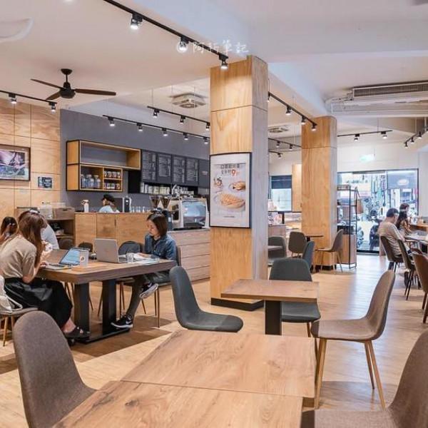 台中市 美食 餐廳 咖啡、茶 路易莎咖啡西屯文心旗艦店