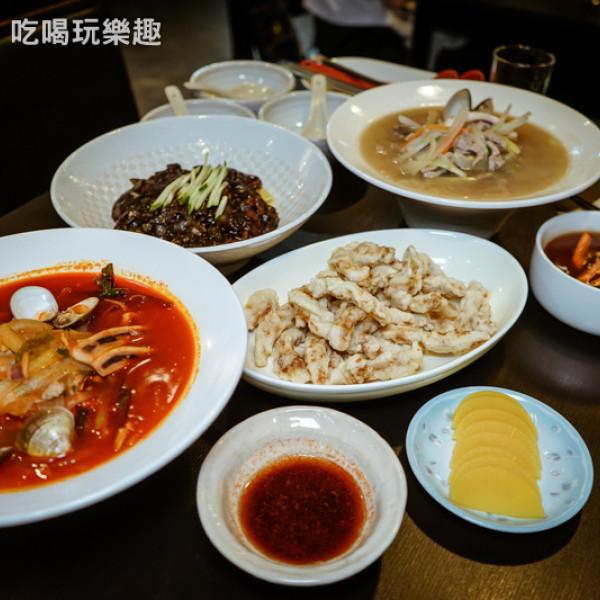 台北市 美食 餐廳 異國料理 韓式料理 韓華園
