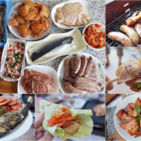 台中市 美食 餐廳 餐廳燒烤 燒烤其他 一家戶戶X早安公雞聯名