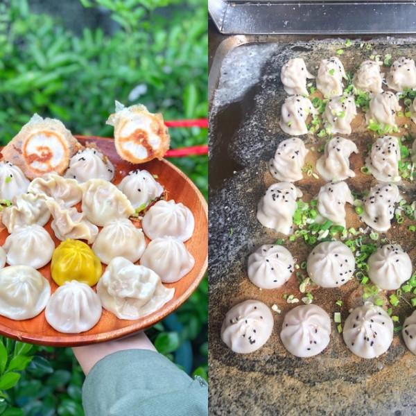 台南市 美食 餐廳 中式料理 中式早餐、宵夜 邵師傅薄皮生煎湯包