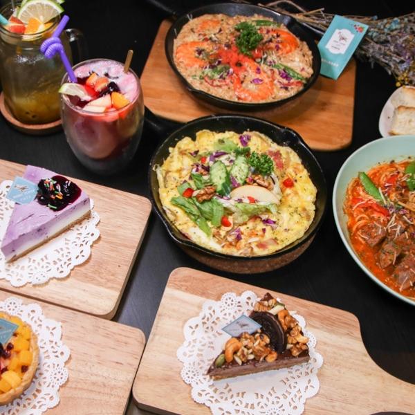 高雄市 美食 餐廳 異國料理 異國料理其他 莓塔咖啡館