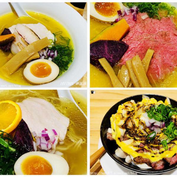 台中市 美食 餐廳 異國料理 日式料理 激勵軒雞湯拉麵