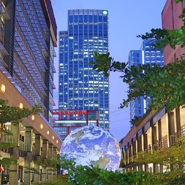 台北市 休閒旅遊 景點 景點其他 Discovery  25 探索台北 #硬派不設限 蓋亞地球