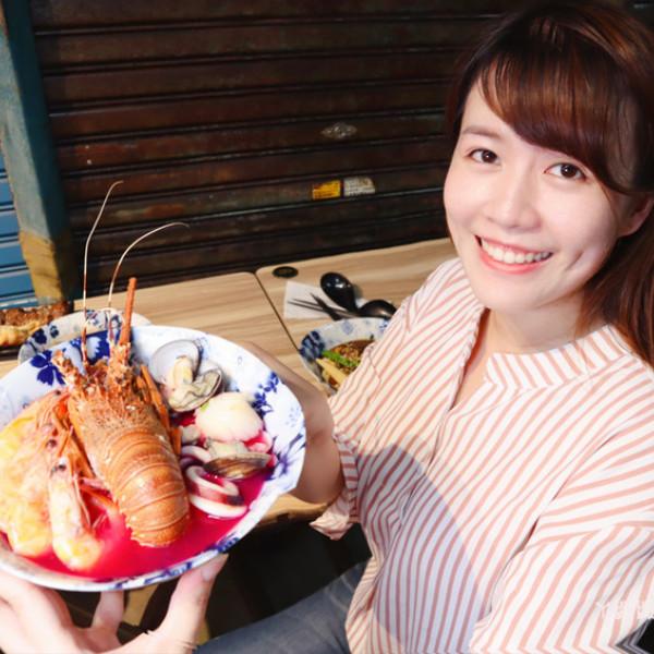 新竹市 美食 攤販 台式小吃 喜然海鮮泡飯、日式咖哩
