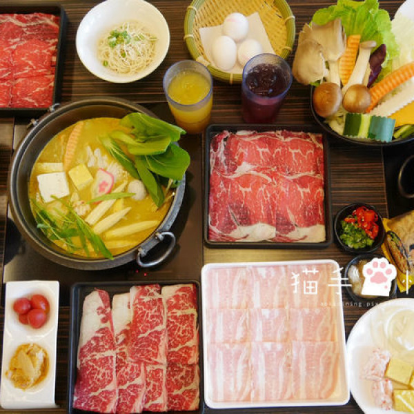 台中市 美食 餐廳 火鍋 火鍋其他 北澤壽喜燒專門店-台中公益店