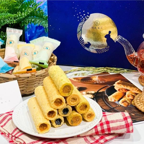 台中市 美食 餐廳 烘焙 烘焙其他 青鳥旅行.蛋捲的100種可能