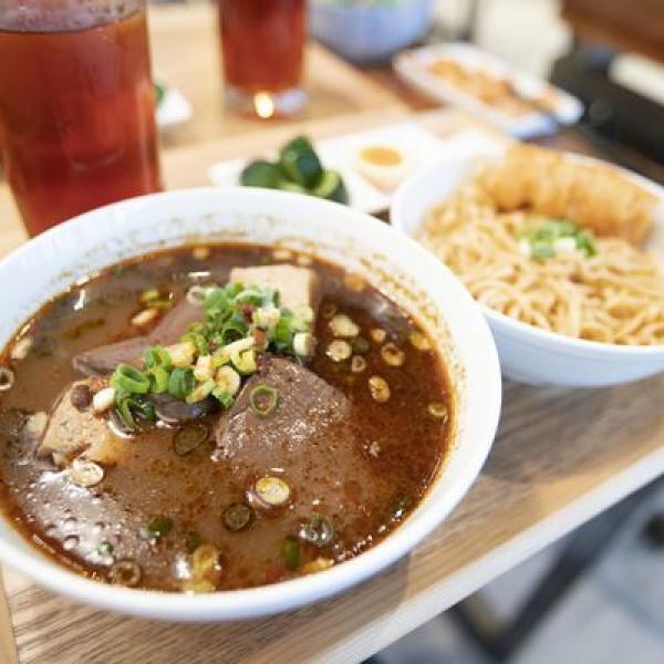 台北市 美食 餐廳 中式料理 麵食點心 虎笑麵屋