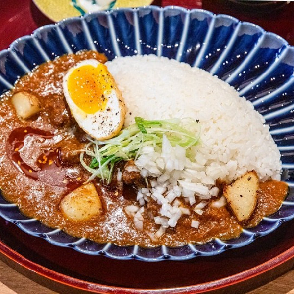 台北市 美食 餐廳 異國料理 通庵 熟成咖哩