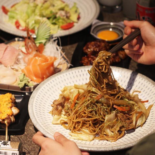 台中市 美食 餐廳 異國料理 日式料理 Yakitori心居酒屋