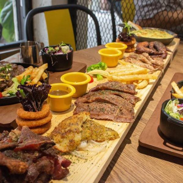 高雄市 餐飲 燒烤‧鐵板燒 鐵板燒 肉肉先生Mr.zozo