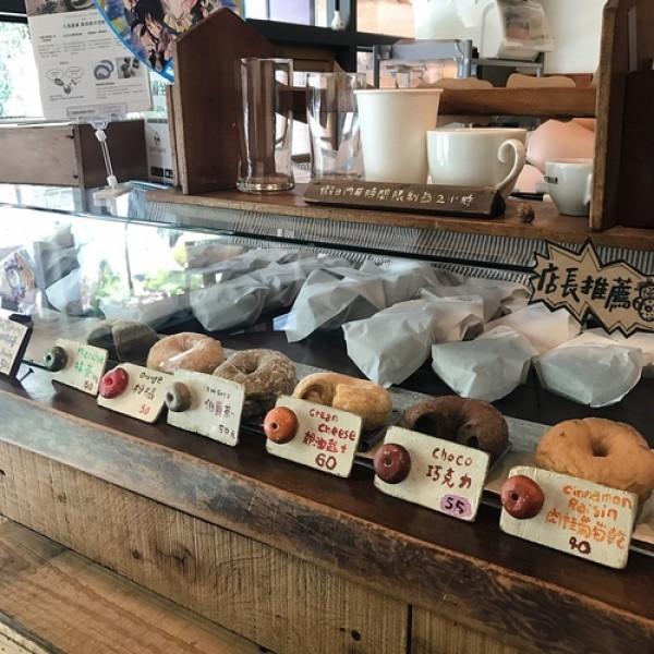 台中市 美食 餐廳 烘焙 麵包坊 Haritts donuts&coffee