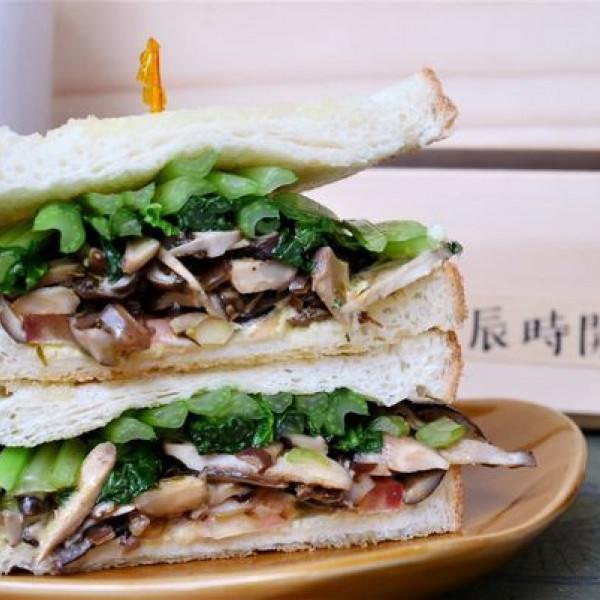 新北市 美食 餐廳 異國料理 義式料理 辰時開店 Brunch x Farm to Table