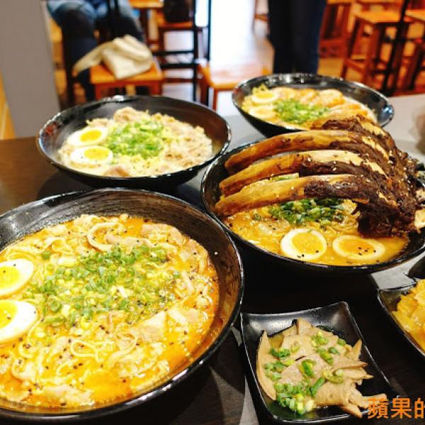 台中市 美食 餐廳 異國料理 日式料理 鬼匠拉麵 北平店