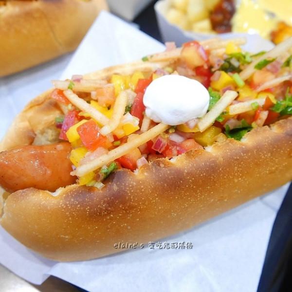 台北市 美食 餐廳 速食 漢堡、炸雞速食店 吉米樂狗Jimmy's Hotdog Club
