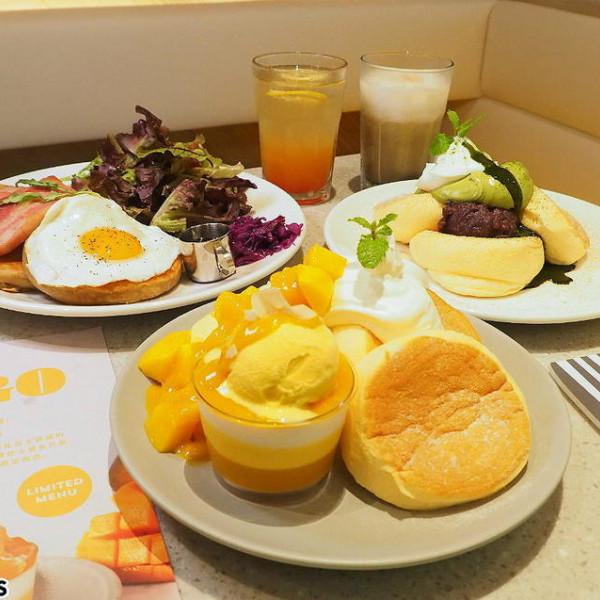 台中市 美食 餐廳 烘焙 蛋糕西點 FLIPPER'S奇蹟的舒芙蕾鬆餅