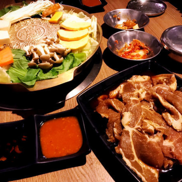 花蓮縣 美食 餐廳 異國料理 韓式料理 韓鍋家