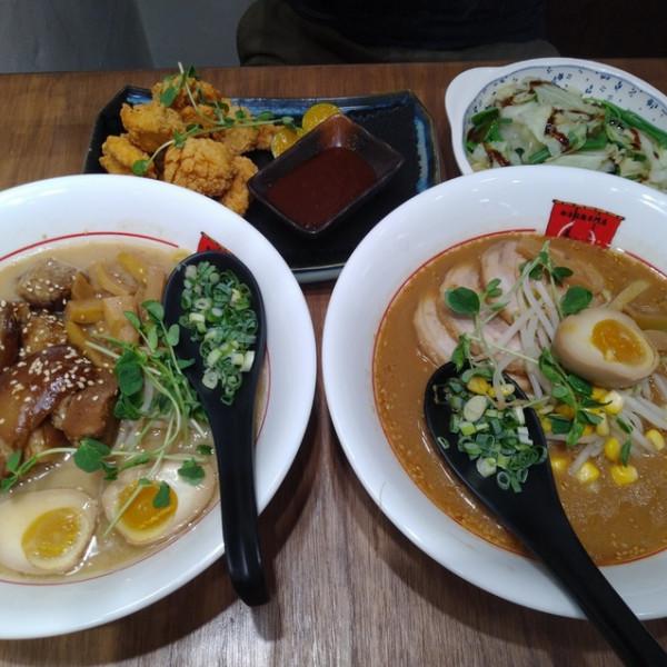 台北市 美食 餐廳 異國料理 日式料理 【匠麵殿】
