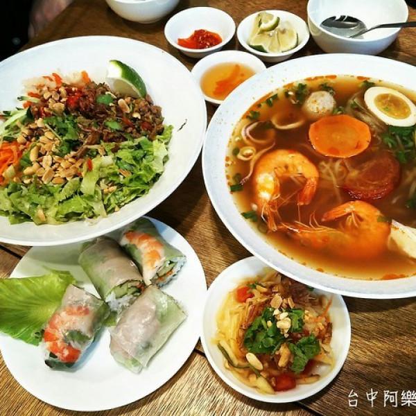 台中市 美食 餐廳 異國料理 異國料理其他 花越香