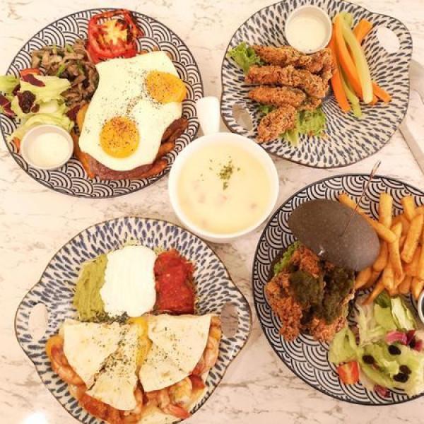 台中市 美食 餐廳 異國料理 美式料理 我在X豐樂