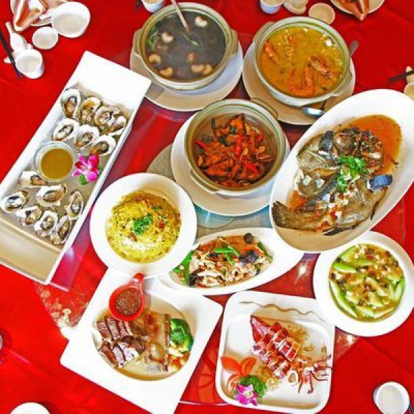 澎湖縣 餐飲 中式料理 澎湖福朋喜來登飯店聚味軒海鮮中餐廳