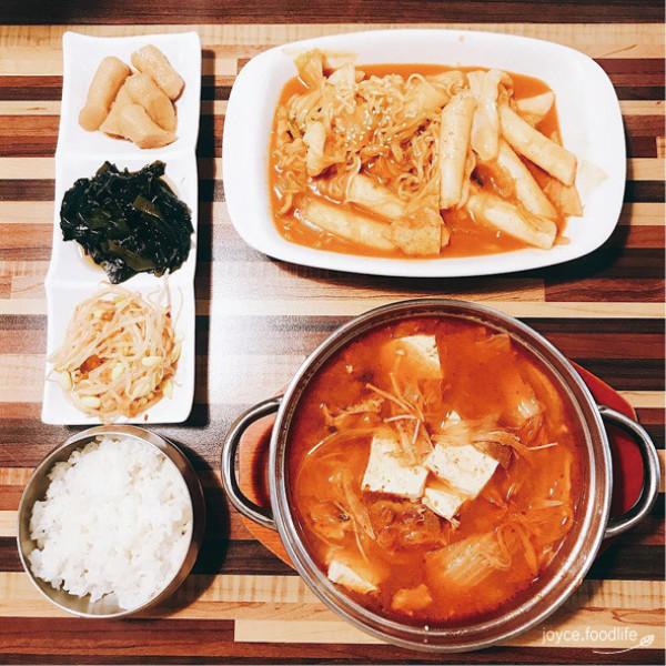 台北市 美食 餐廳 異國料理 韓式料理 米食 미식