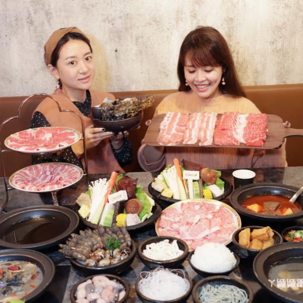 新竹市 餐飲 鍋物 其他 嗑肉石鍋新竹經國店