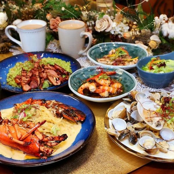 台中市 美食 餐廳 異國料理 義式料理 村口微光一中店