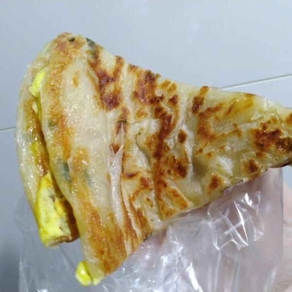 新北市 美食 攤販 台式小吃 福州蔥油餅