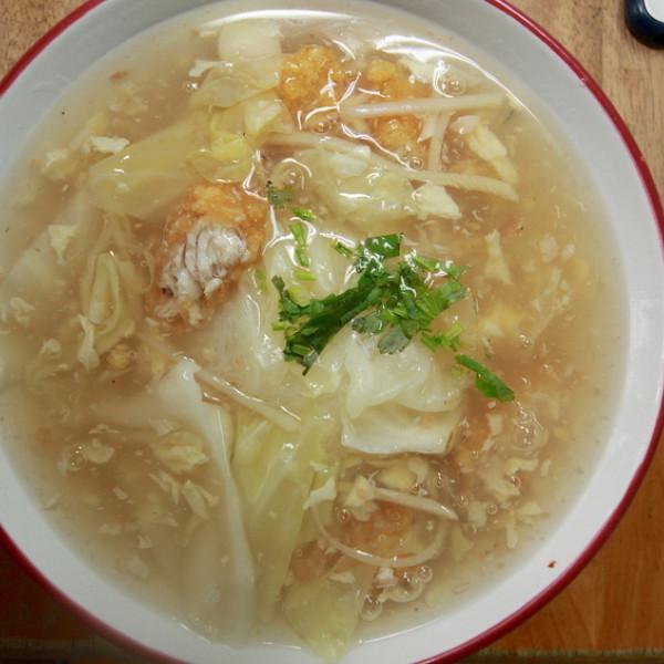 高雄市 美食 餐廳 中式料理 南台灣土魠魚羹-岡山店