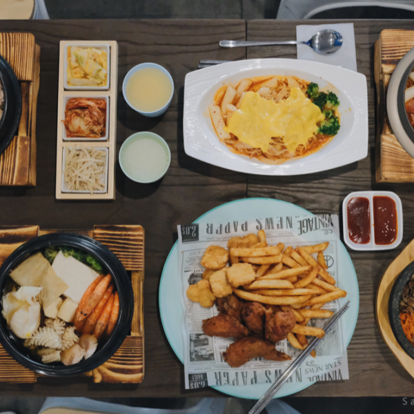 台中市 美食 餐廳 異國料理 韓式料理 沁咕們