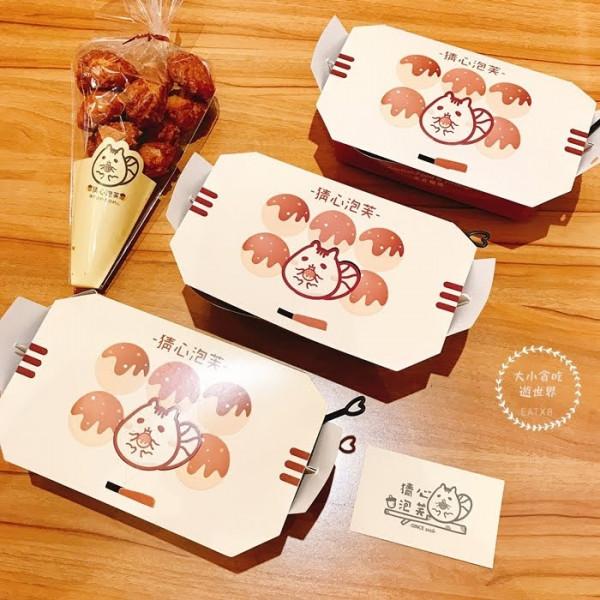 台北市 美食 餐廳 飲料、甜品 飲料、甜品其他 猜心泡芙 (台北快閃店 2019/10/17~10/27)