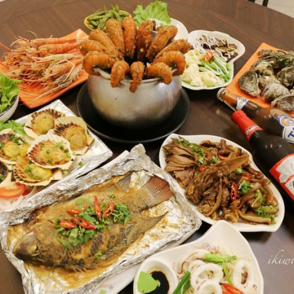 彰化縣 美食 餐廳 餐廳燒烤 燒烤其他 八佰號海鮮燒烤黑白切