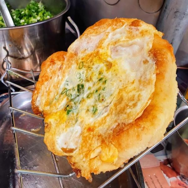 宜蘭縣 美食 餐廳 中式料理 中式早餐、宵夜 湯圍溝老媽蔥油餅
